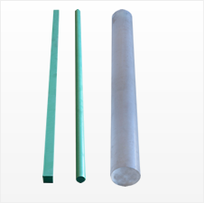 Machines for plastic rods manufacturing
