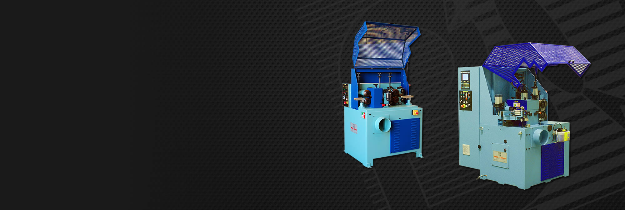ROD MILLING MACHINES