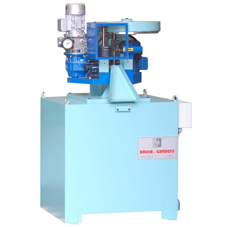 Cross cutting machine for wood round doweld – CUT