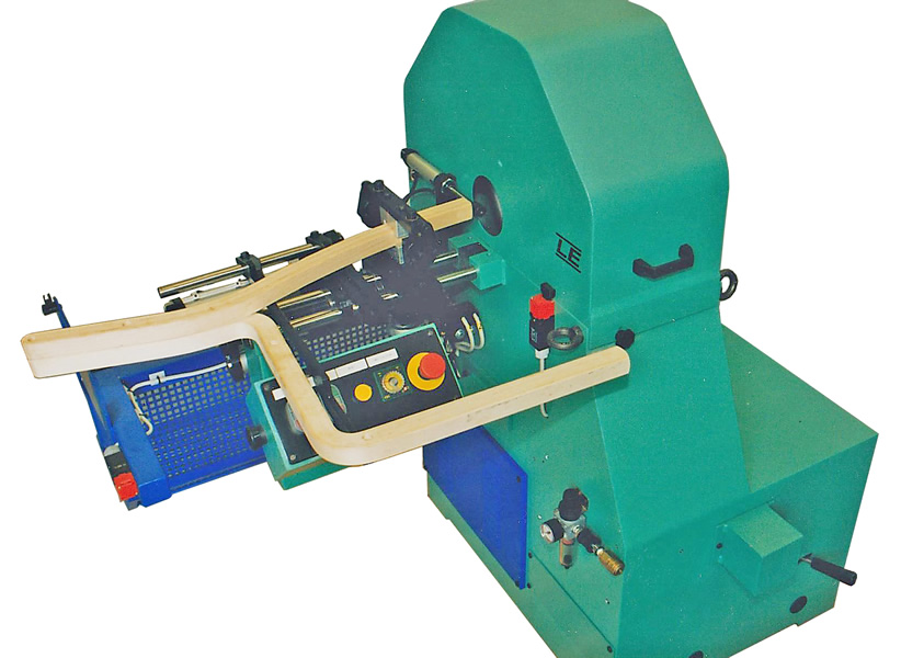 End sanding process of wood end sanding machine – LE