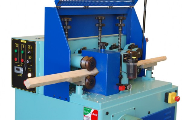 TV 45-65-80 rod milling machine for round rod wood production