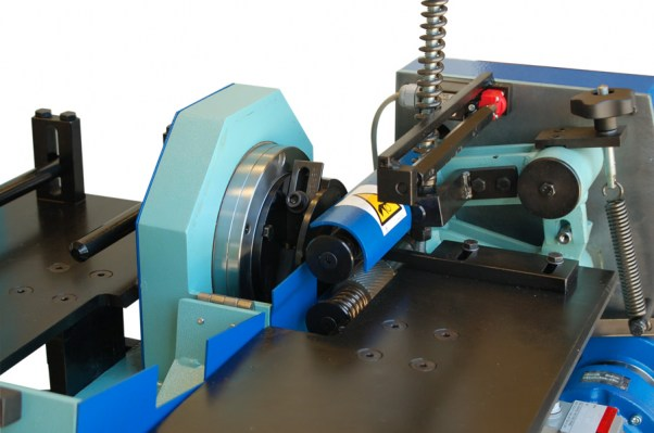 Front feed of rod dowel machine TPC 45-60
