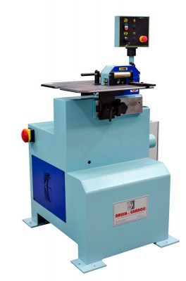Rod dowel machine for bent parts production - TPC 45-60