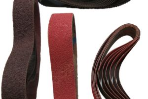 Abrasives For Wood Sanding Centerless Sander For Round Rods TRIS
