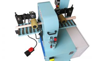 Ad Feed For Straight Parts Orbital Sanding Machine For Straight And Curved Wood Parts LPC 160