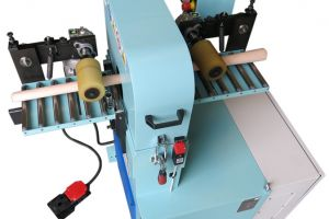 Ad Feed For Straight Parts Orbital Wood Sanding Machine For Bent And Straight Rods LPC 300