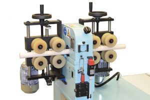 Adn Advancement Orbital Wood Sanding Machine For Bent And Straight Rods LPC 300
