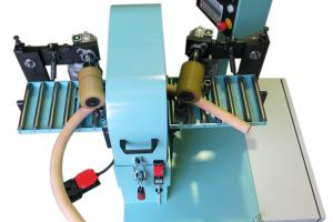 Avu Feed For Straigh And Bent Pieces Orbital Wood Sanding Machine For Bent And Straight Rods LPC 300