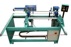 Cm Loader Belt Sander For Taper Wood Poles LT 200