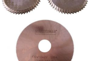 Cutting Saw Blades Cross Cutting Machine For Wood Round Doweld CUT