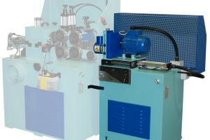 Endshaping Unit CN Milling Machine For Wood Shaped Parts TS 60 CN