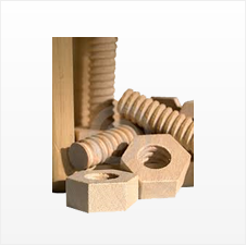 Wooden screws
